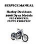 Thumbnail 2008 Harley-Davidson Dyna Service and Repair Manual