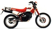Thumbnail Yamaha XT350 Service Manual