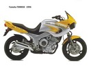 Thumbnail Yamaha TDM850 Service Manual, 1996 Model