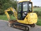 Thumbnail Komatsu PC27R-8 Operation and Maintenance Manual