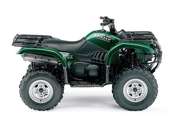 Free Yamaha YFM600FWAK GRIZZLY Owners Manual Download thumbnail