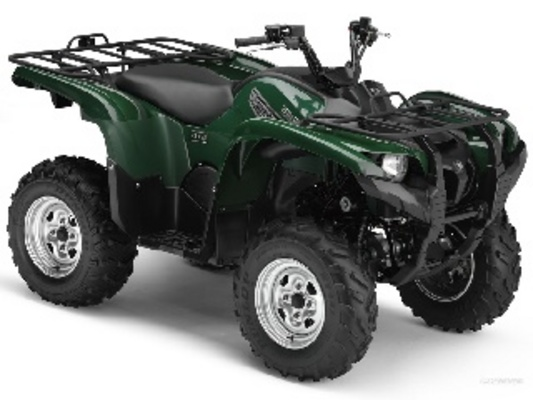 Pay for Yamaha YFM35GIW GRIZZLY Owners Manual, 2007 model