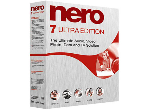Pay for Nero 7 Ultra Edition