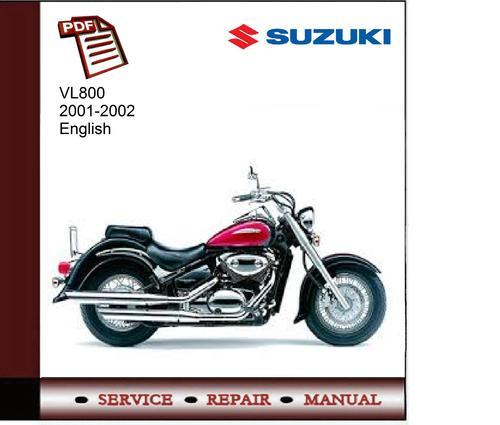 suzuki vl800 2001 2002 service manual download manuals tec rh tradebit com 2002 Suzuki VL800 2004 VL800