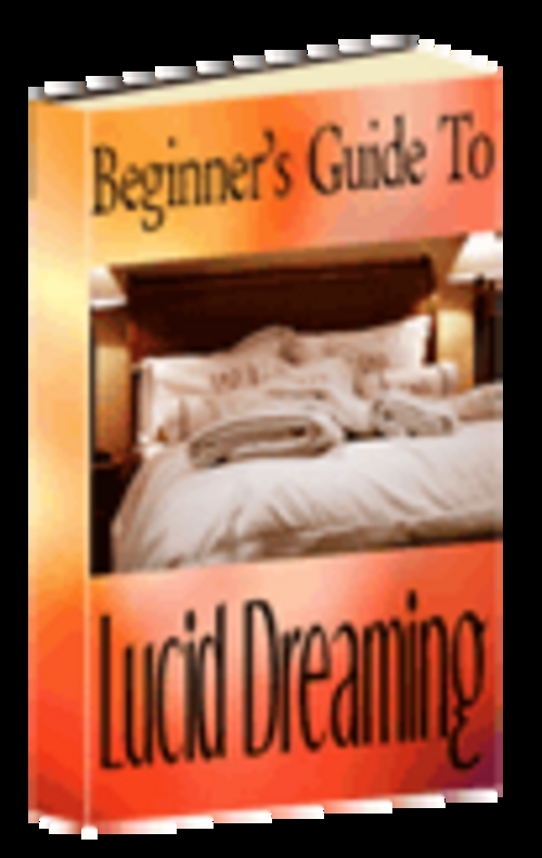 Pay for begginers guide to lucid dreaming techniques