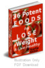 Thumbnail 36 Potent foods to lose weight and live healthy