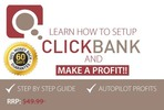 Thumbnail I will teach you step by step how to PROFIT from Clickbank