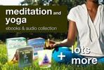 Thumbnail QUALITY meditation and yoga plr mmr ebooks audio collection