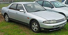 Thumbnail Nissan Skyline r33 Service manual