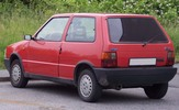 Thumbnail Fiat Uno Service manual