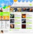 Thumbnail Flash Template - Video Rental Store