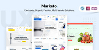 Thumbnail Marketo - ECommerce & Multivendor A Woocommerce WordPress Th