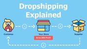 Thumbnail Dropshipping Courses Ecommerce AmazonFBA Affiliate Marketing