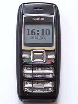 nokia 1600 1100 service manual download manuals technical rh tradebit com Nokia 8210 Nokia 5110