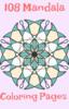 Thumbnail 108 Mandala Coloring Pages