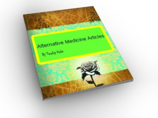 Pay for Alternative Medicine Articles