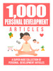 Thumbnail 1000 Personal Development Articles