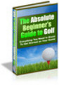 absolute beginners guide to golf
