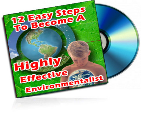 Pay for Become a Highly Effective Environmentalist Audio Book