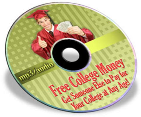 Pay for Free College Money Audio Book