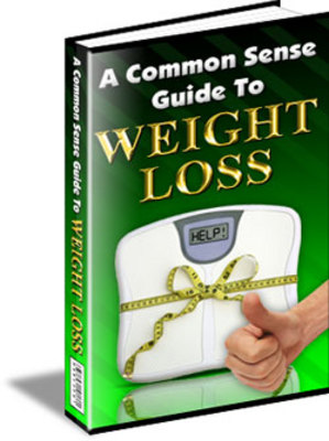 Pay for Common Sense Guide to Weight Loss