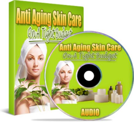 Pay for Anti Aging Skin Care on a Budget Audio Book