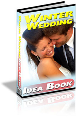 Pay for The Winter Wedding Idea Book