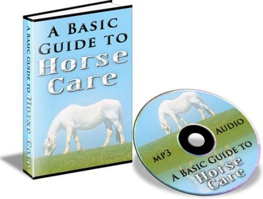 Pay for Basic Guide to Horse Care Package