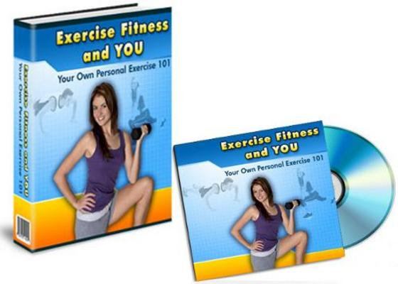Pay for Exercise, Fitness and You! The Complete Package