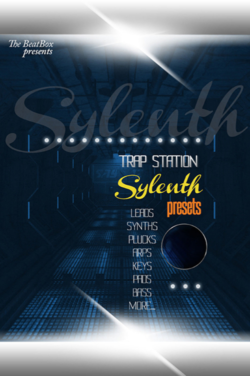 Pay for Trap Station for Sylenth1