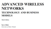 Thumbnail Advanced Wireless Networks Technology and Business Models