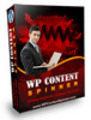 Thumbnail *HOT* WP Content Spinner -JUST 7 USD