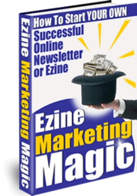 Pay for *New!* Ezine Marketing Magic - JUST 1 USD - With MRR