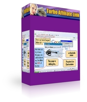 Pay for *NEW!*Turbo Affiliate Link Generator -JUST 1,5 USD -With MRR