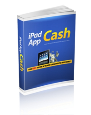 Pay for *Best Seller*  Ipad App Cash With MRR - Just 7 USD
