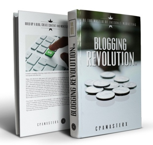 Pay for NEW - Blogging Revolution Promo Just 7.7 USD