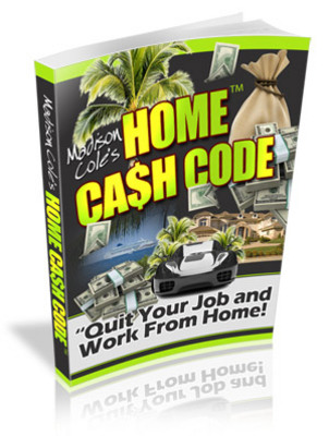 Pay for Home Cash Code Just 5 USD