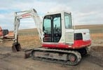 Thumbnail Takeuchi TB175 Compact Excavator Service Repair Factory Manual INSTANT DOWNLOAD