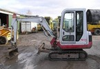 Thumbnail Takeuchi TB125 Compact Excavator Parts Manual INSTANT DOWNLOAD (SN: 12510010 and up)