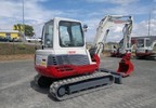 Thumbnail Takeuchi TB250 Mini Excavator Parts Manual INSTANT DOWNLOAD (SN: 125000001 and up)