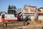 Thumbnail Takeuchi TB1140 Hydraulic Excavator Parts Manual INSTANT DOWNLOAD (SN: 51400005 and up)
