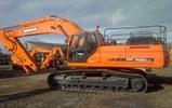Thumbnail Daewoo Doosan DX420LC Excavator Service Repair Shop Manual INSTANT DOWNLOAD
