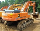 Thumbnail Daewoo Doosan DX480LC DX520LC Excavator Service Repair Shop Manual INSTANT DOWNLOAD