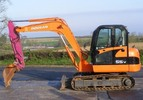 Thumbnail Daewoo Doosan Solar 55-V Plus Excavator Service Repair Shop Manual INSTANT DOWNLOAD