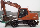 Thumbnail Daewoo Doosan Solar 130W-V Wheel Excavator Service Repair Shop Manual INSTANT DOWNLOAD