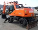 Thumbnail Daewoo Doosan Solar 170W-V Wheel Excavator Service Repair Shop Manual INSTANT DOWNLOAD