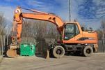 Thumbnail Daewoo Doosan Solar 180W-V Wheel Excavator Service Repair Shop Manual INSTANT DOWNLOAD