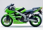 Thumbnail 1998 1999 Kawasaki Ninja ZX-6R ZX600 Service Repair Factory Manual INSTANT DOWNLOAD