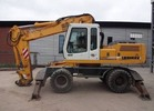 Thumbnail Liebherr A900B A904 A914 A914B A924 A924B Litronic Wheel Excavator Service Repair Factory Manual INSTANT DOWNLOAD