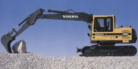 Thumbnail Volvo EC150C Excavator Service Parts Catalogue Manual INSTANT DOWNLOAD - SN:254  and up